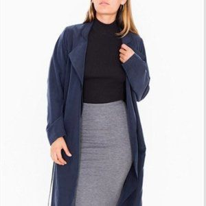 American Apparel Lightweight Dylan Trench